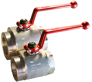 BVAL Low Pressure Ball Valve