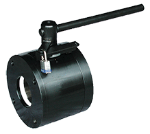 BVFF with locking kit Fixed Flanged Valve