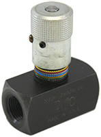 NV2H Carbon Steel Needle Valve