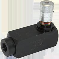 PC2H Pressure Compensated Flow Control Valve